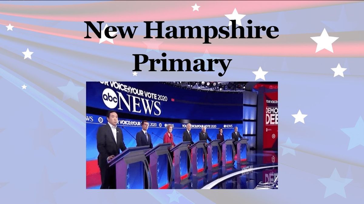 Disarray, Disappointment for Democrats in New Hampshire