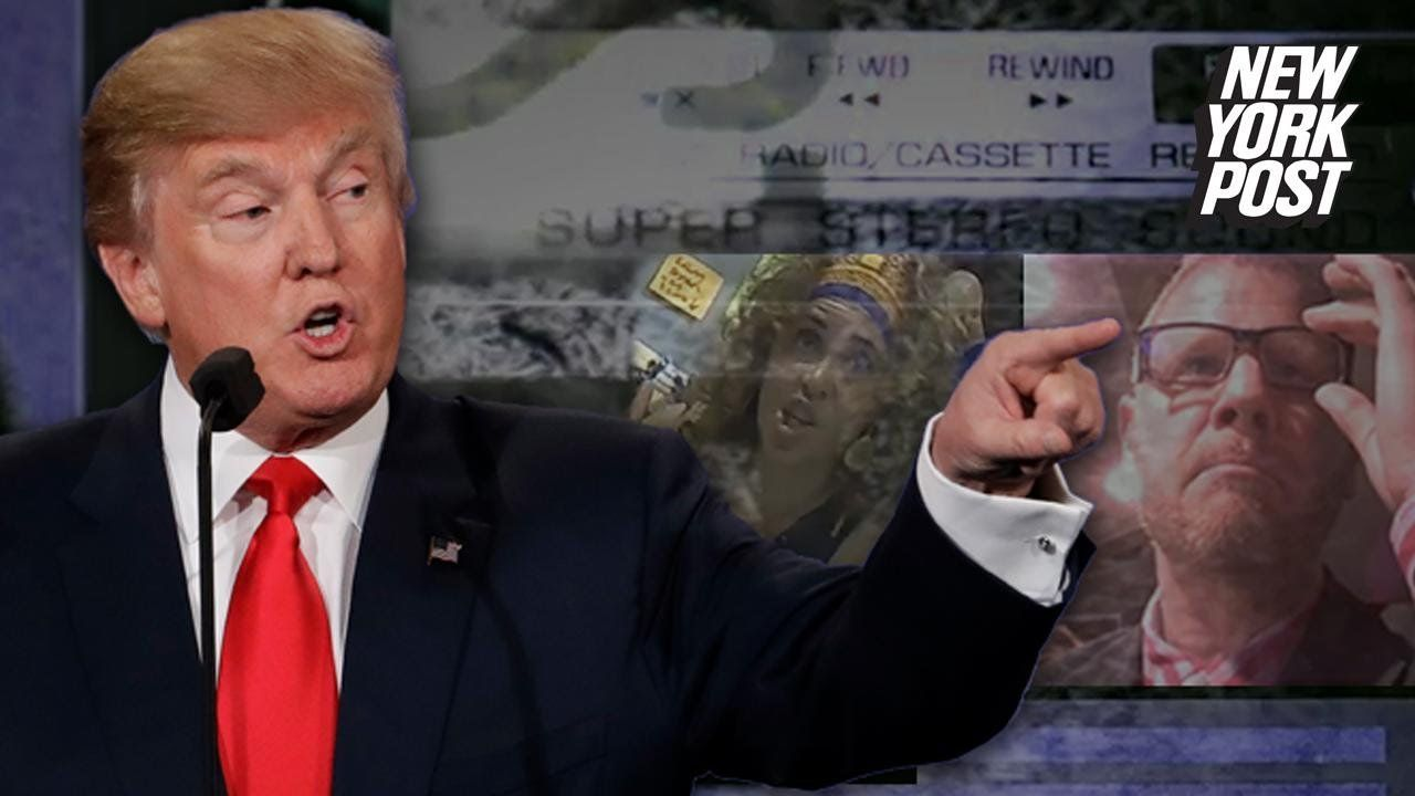 Here are the videos Trump used as 'proof' the election is rigged