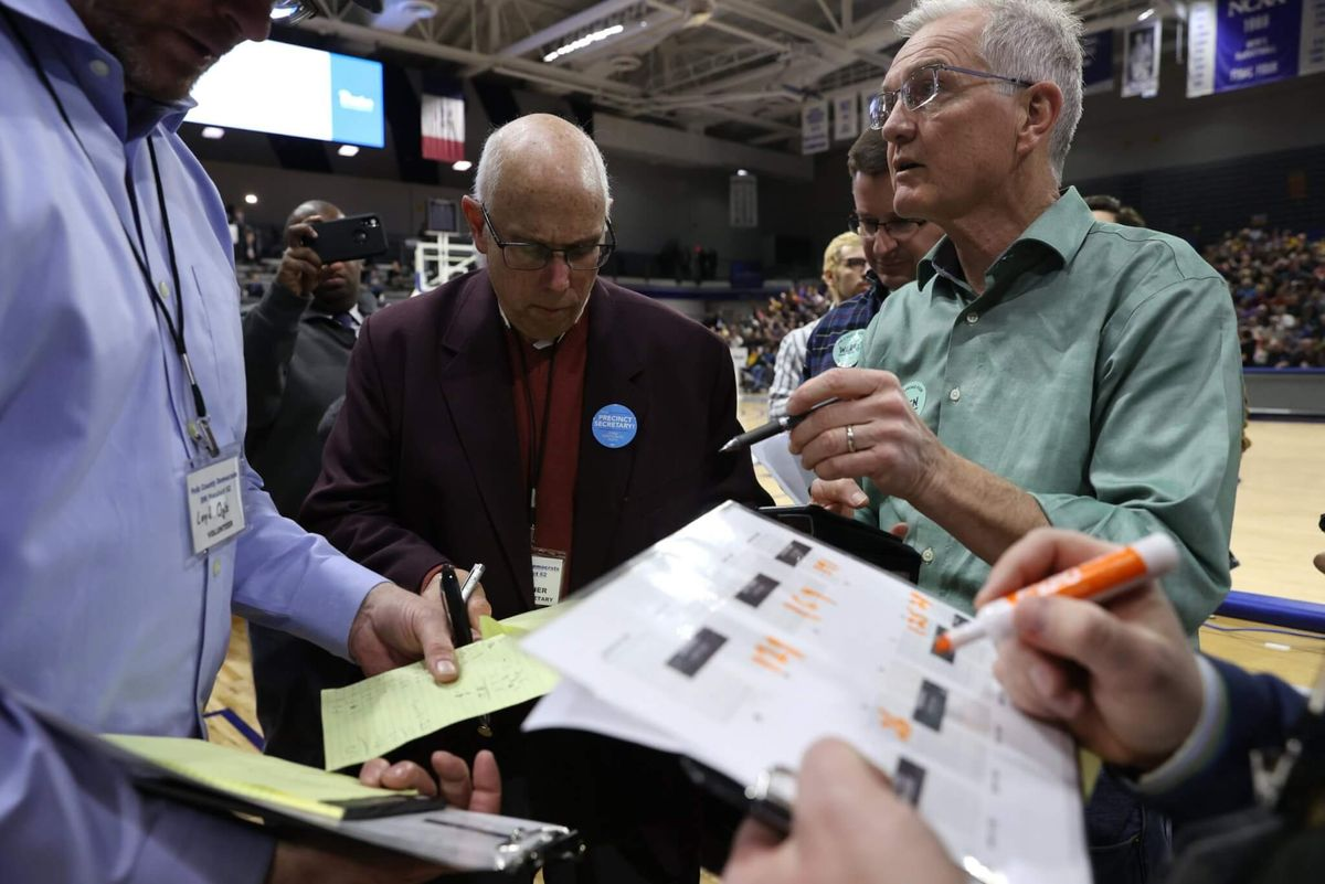 Iowa Caucus Results Up in the Air as State Party Fumbles Reporting Voting Results