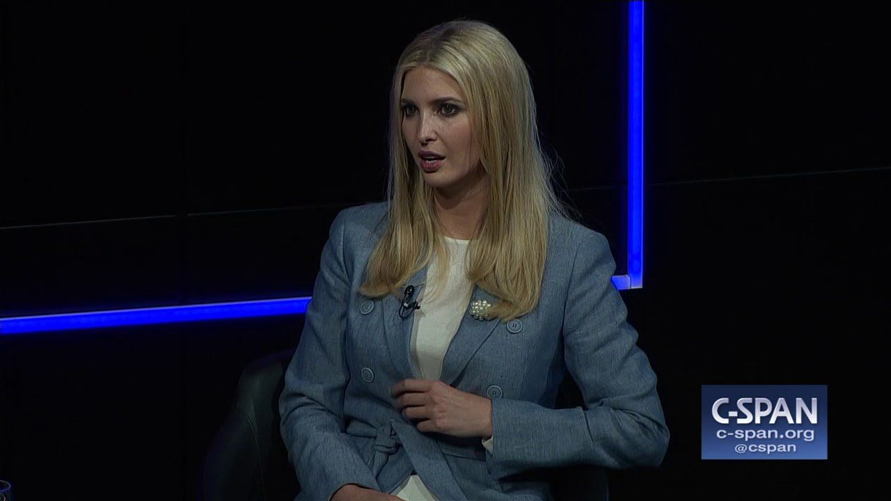 """Ivanka Trump: """"No. I do not feel that the media is the enemy of the people."""" (C-SPAN)"""