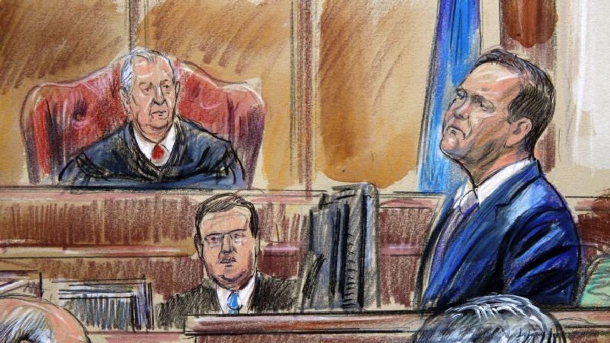 Manafort Lawyer Attacks Star Witness' Affair, 'Many Lies'