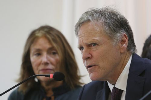 Warmbier's Parents Praise Bill Seeking Further North Korea Sanctions