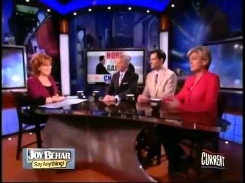 David Freddoso talks with Joy Behar on Current TV about Mitt Romney and women