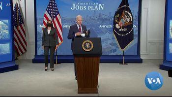 Lawmakers Take Up Biden's $2 Trillion Infrastructure Plan