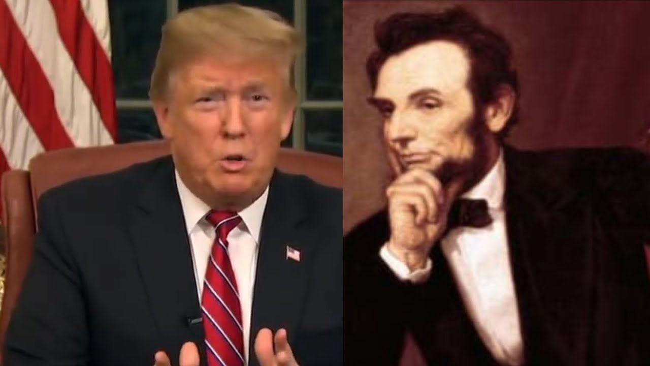 What Do Trump And Lincoln Have In Common?