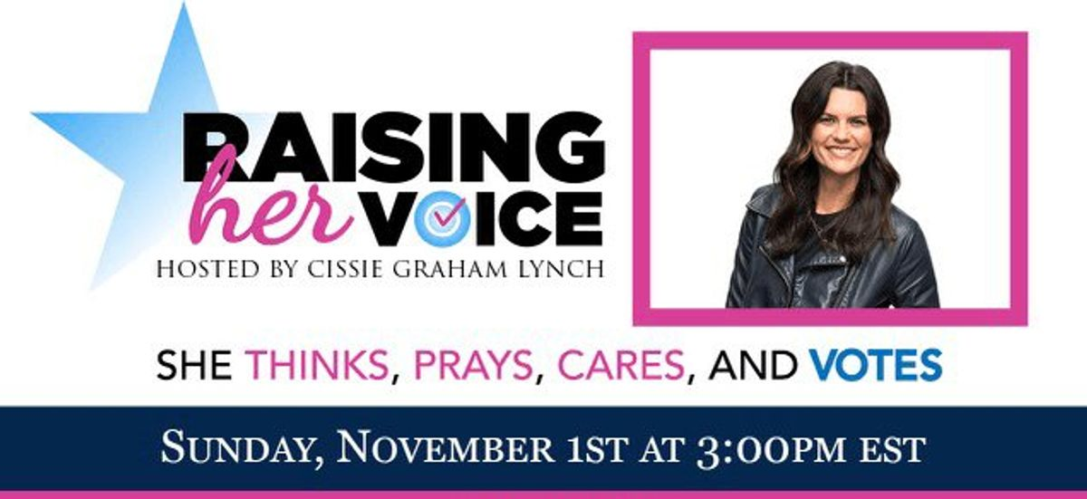 Raising Her Voice – Special Event