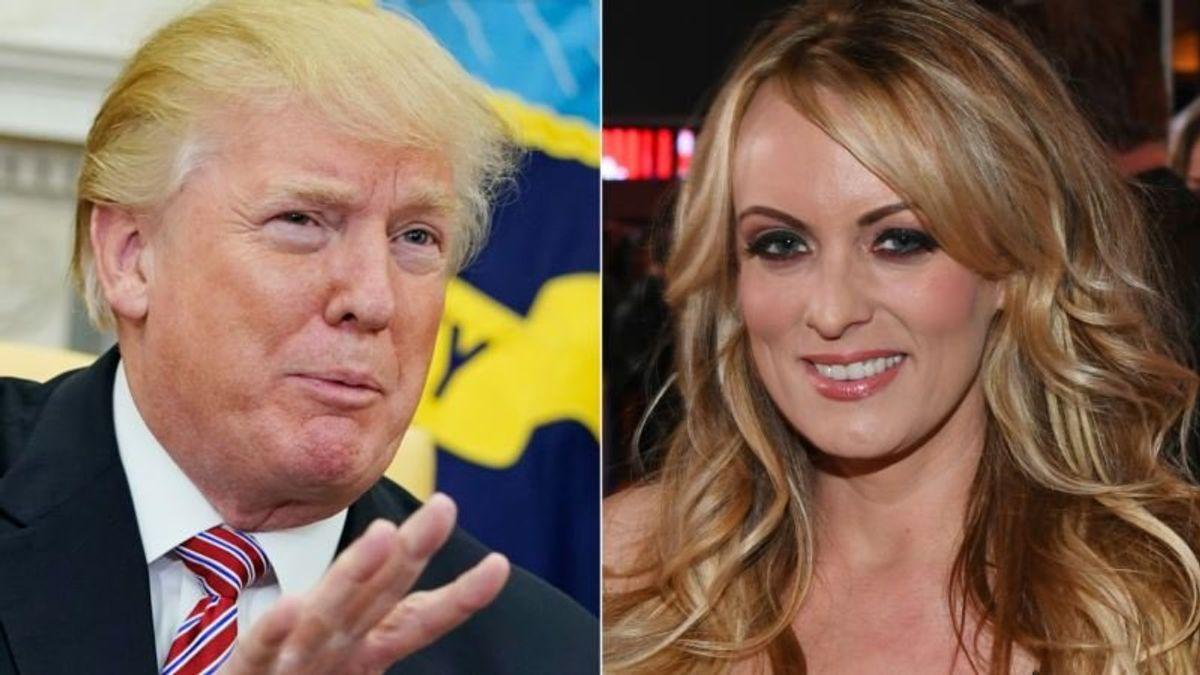 Citing Free Speech, Trump Seeks Dismissal of Stormy Daniels Defamation Case