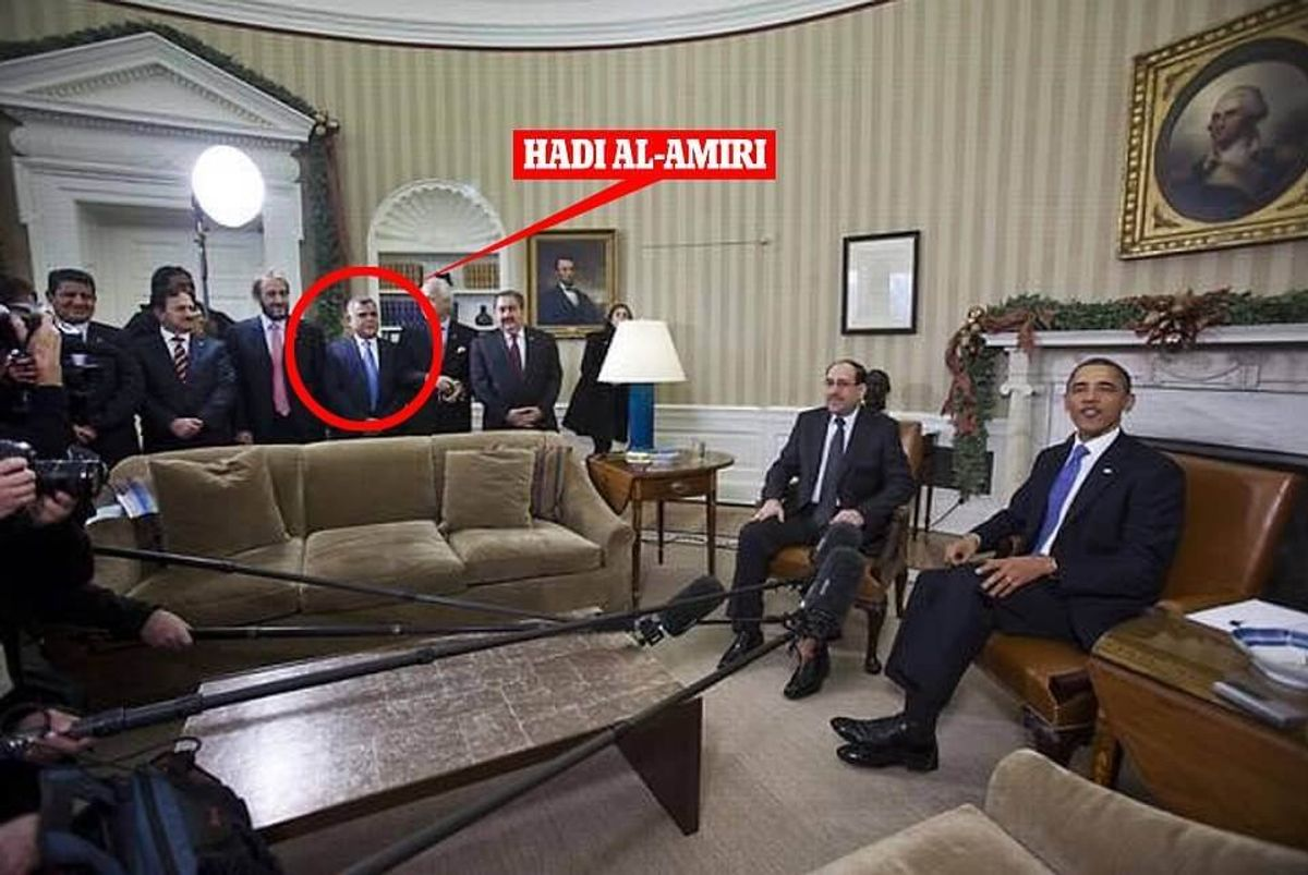 Leader of US embassy attack welcomed to the White House by Barack Obama
