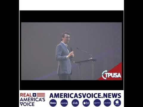 Charlie Kirk – This event represents freedom