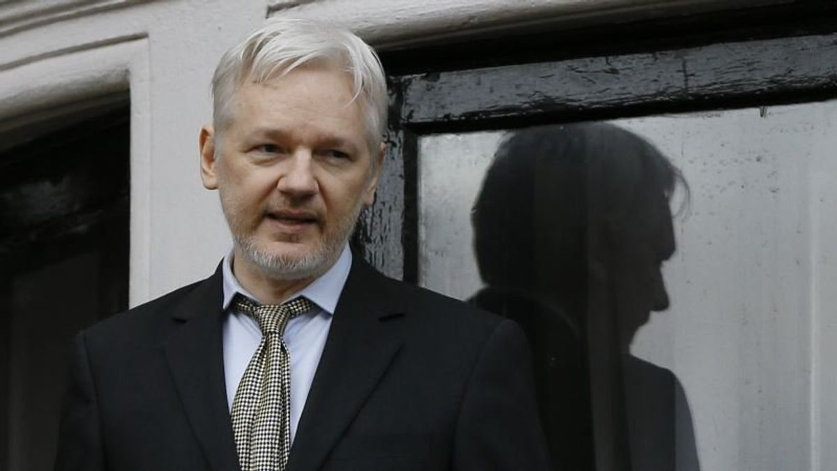 Indictment Undercuts Assange on Source of Hacked Emails