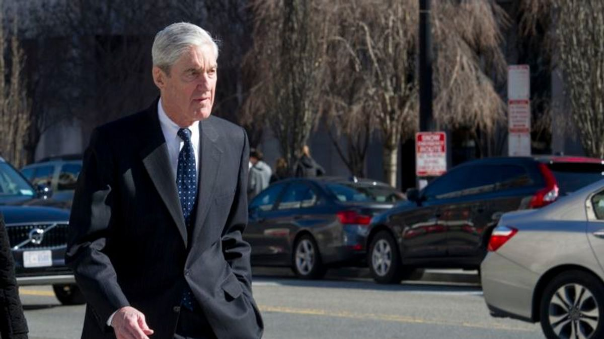 Reports: Mueller Won't Testify Next Week, Says House Judiciary Chair