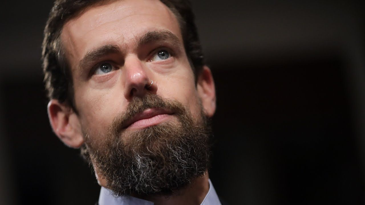 Twitter's CEO was hacked on Twitter