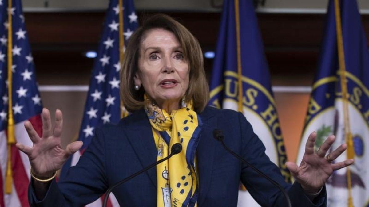 Pelosi Invites Trump to Address Nation Next Week