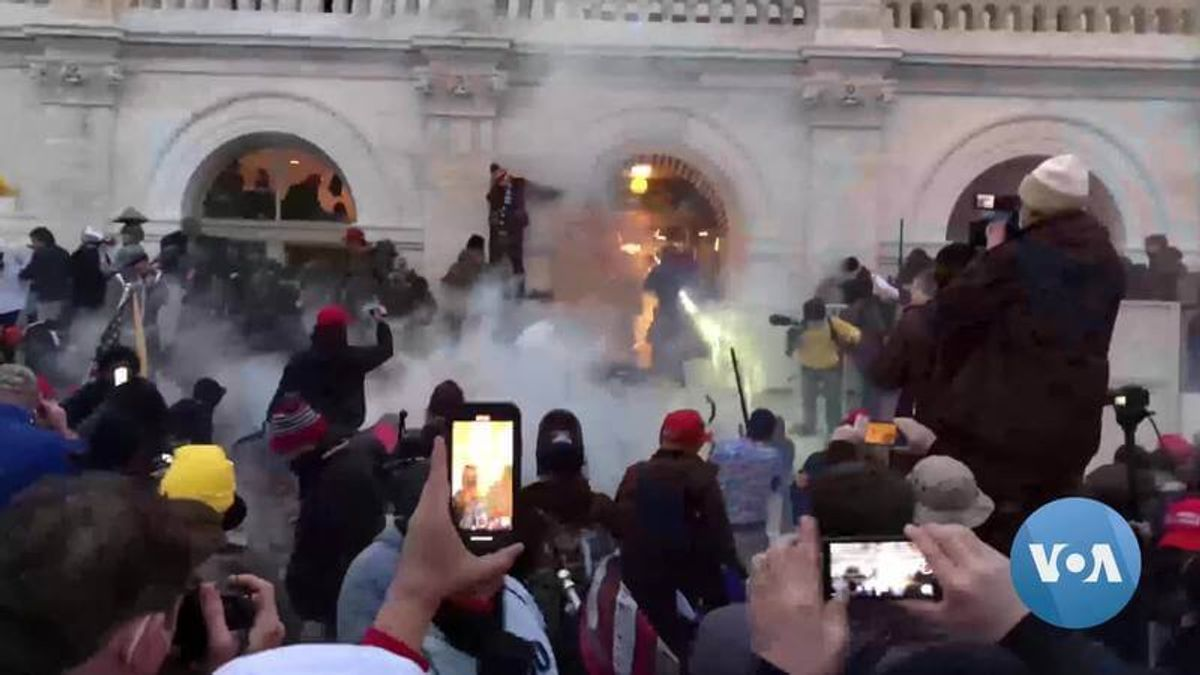 US Lawmakers Discuss Next Moves as Nation Grapples to Understand Violence at Capitol Building