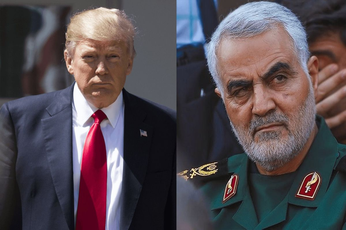 While the Democrats Whine President Trump Responds to Iran