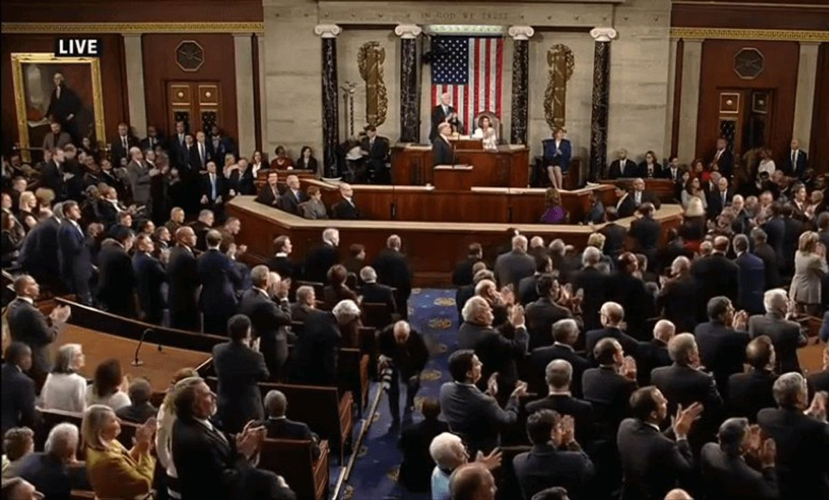 State of the Union Address, Final Impeachment Votes on Agenda This Week