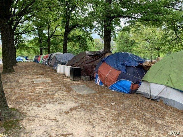 Homeless DC