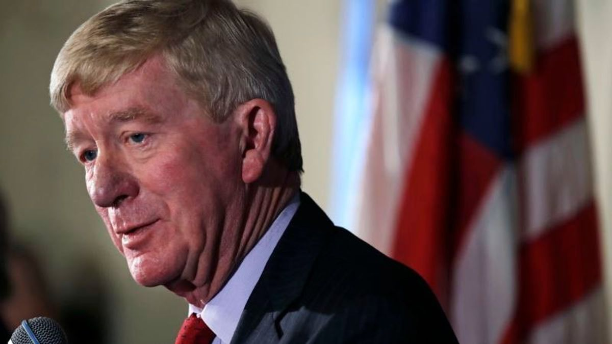 Ex-Massachusetts Governor Weld to Seek 2020 Republican Presidential Nomination