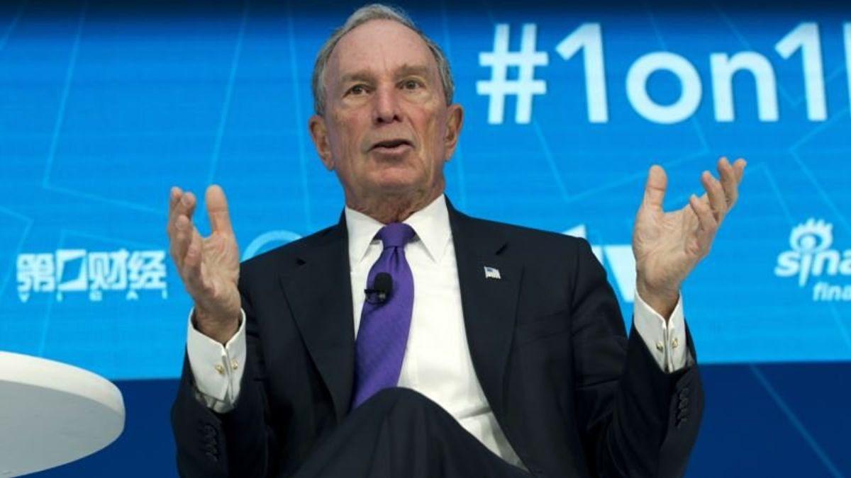 Bloomberg Rejoins Democrats, Signals Interest in Presidential Bid