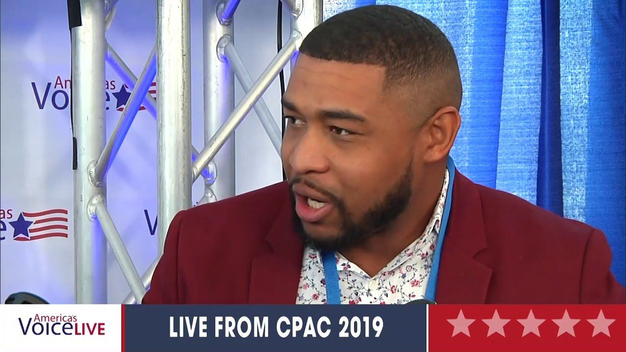 CPAC Interview with Brandon Tatum