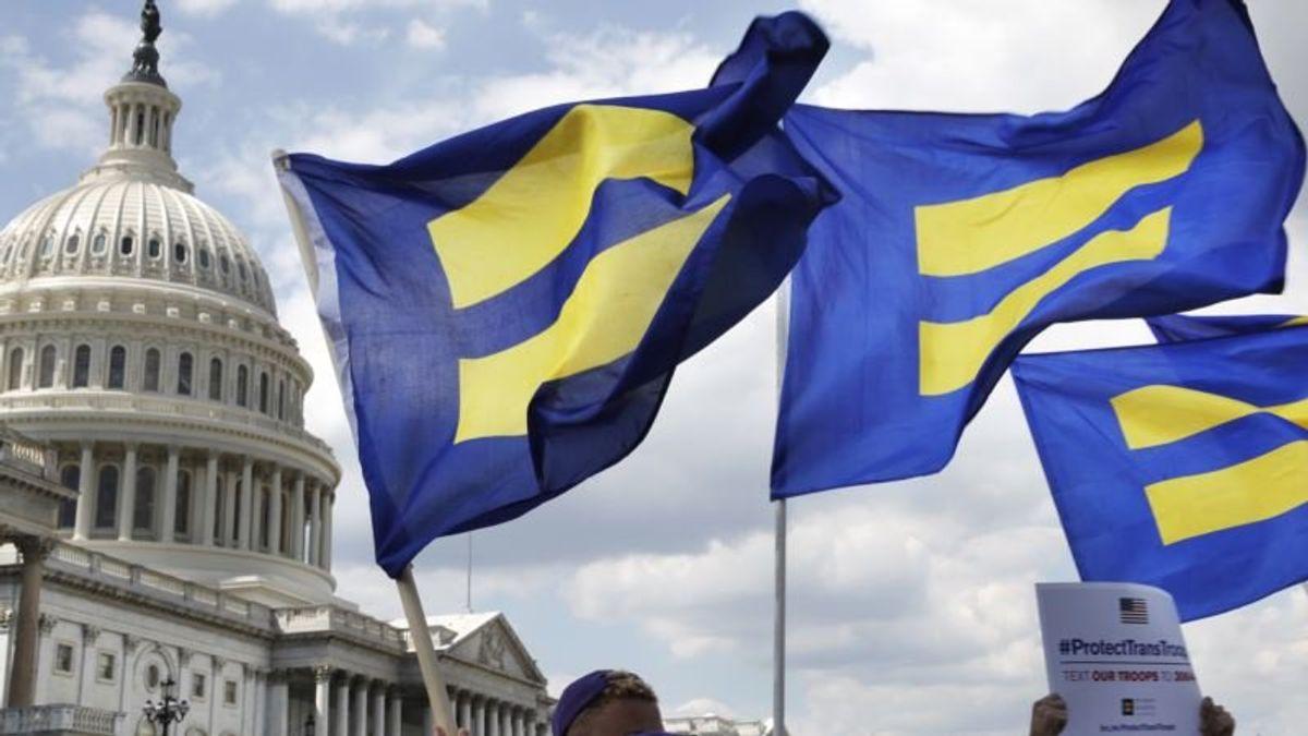 US Judge Bars Trump Policy Restricting Transgender Troops