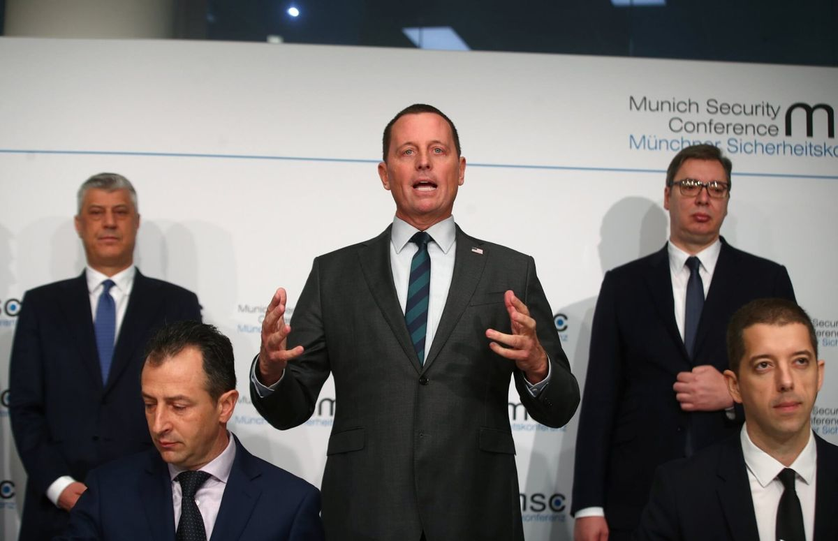 US Ambassador to Germany Grenell Takes Charge of US Intelligence, for Now