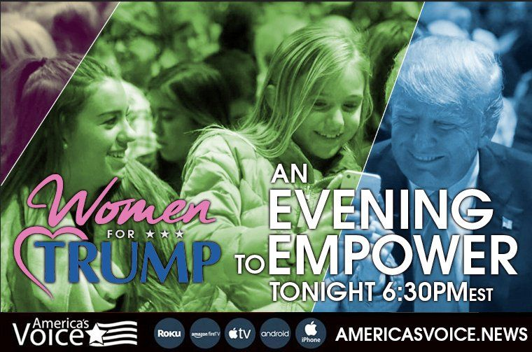 An Evening to Empower! Women For Trump Celebrates Women's Equality Day by Holding 14 Events Nationwide