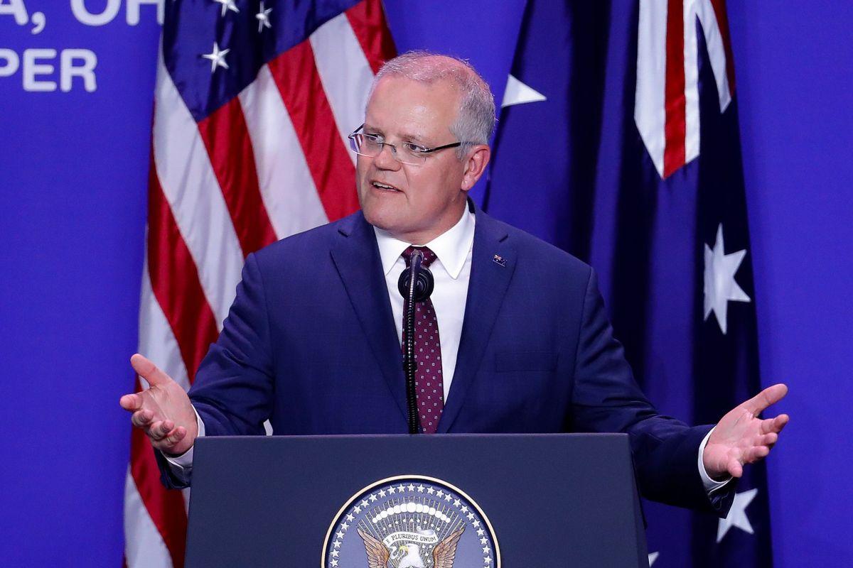 Australia Confirms Trump Asked for Help to Investigate Mueller Probe Origin