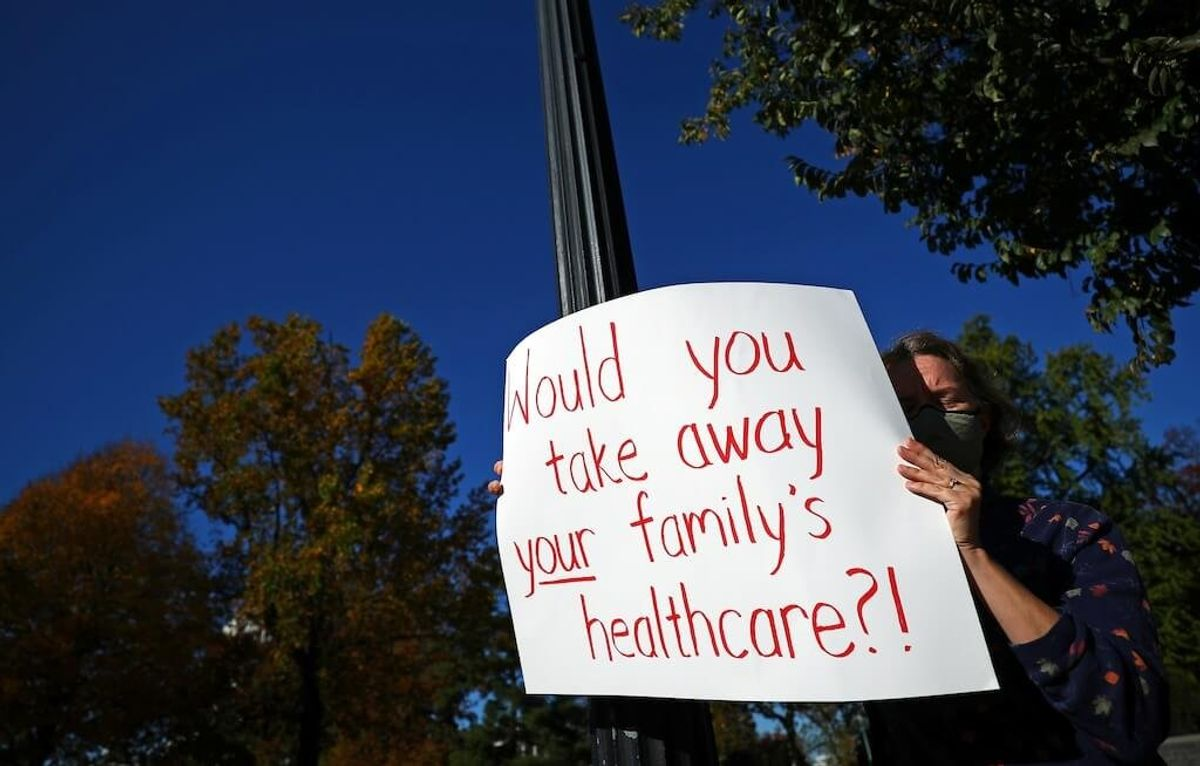 US Supreme Court Appears Ready to Uphold Health Care Law