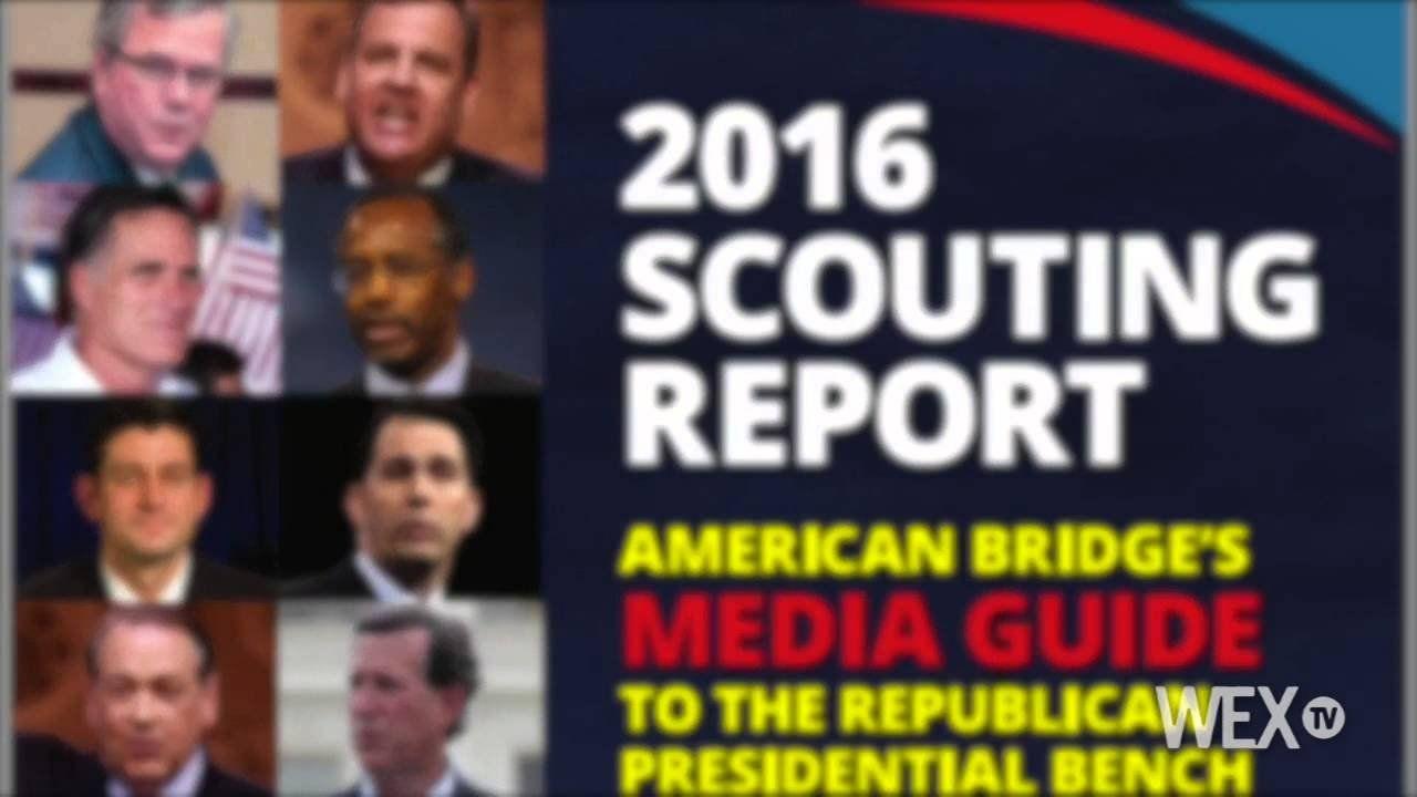 Democrats already digging dirt on Bush, Cruz, 2016 GOP lineup