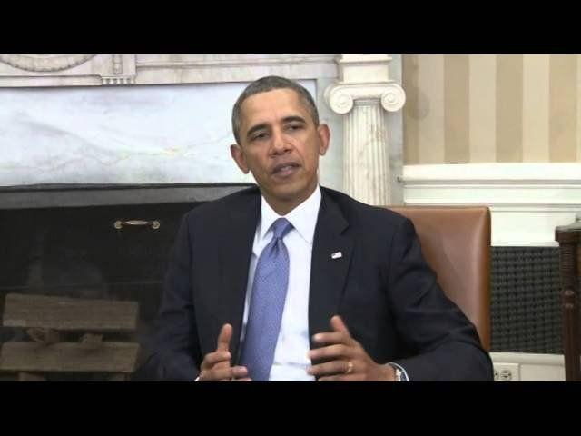 Obama and Mahmood Abbas discuss peace deal