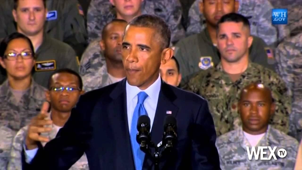 Obama outlines a plan for ISIS