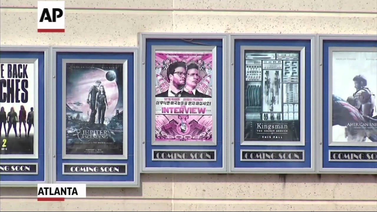 Digital surprise: Sony releases 'The Interview'