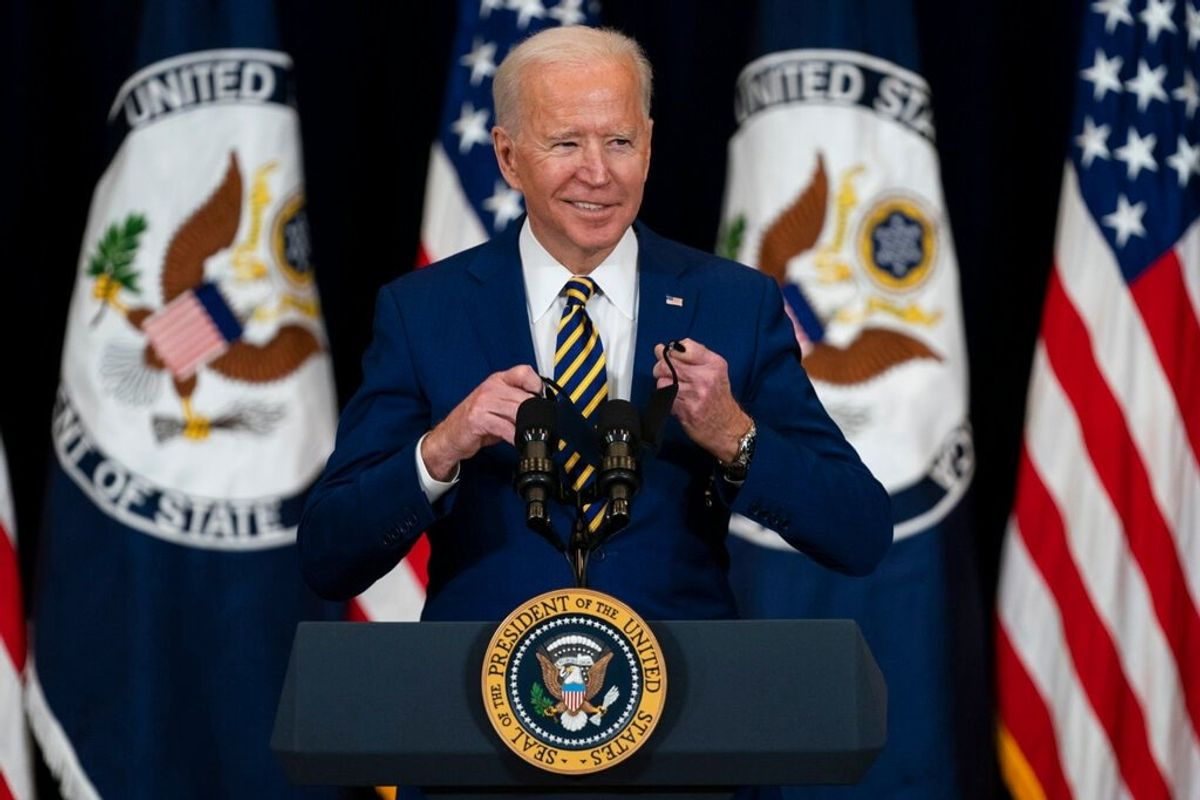 Biden Promises US Re-engagement with the World
