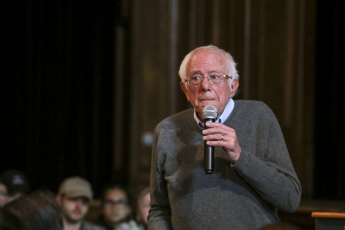 Doctors: Bernie Sanders Healthy Enough for 'Rigors of Presidency'