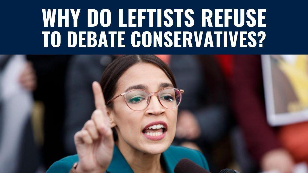 The Left REFUSES To Listen!