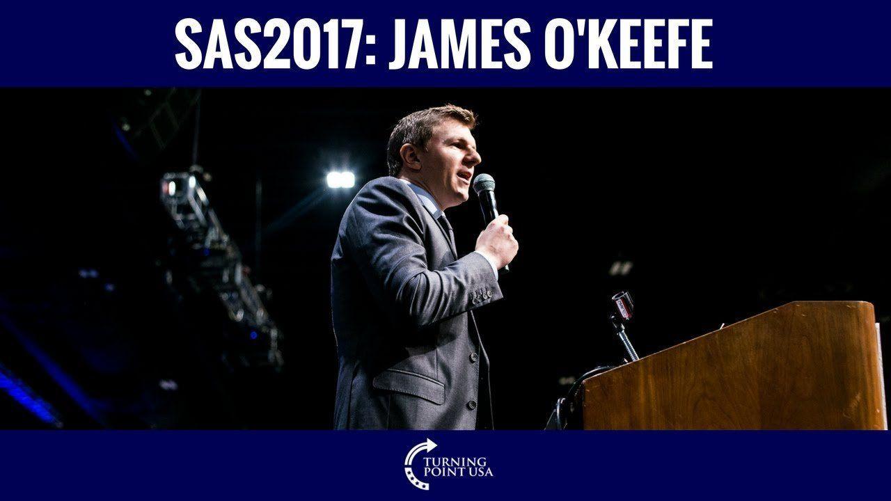 SAS2017: James O'Keefe
