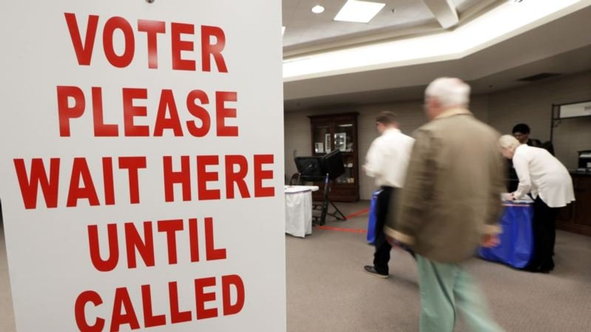 Group Sues Tennessee County over Invalid Voter Registrations