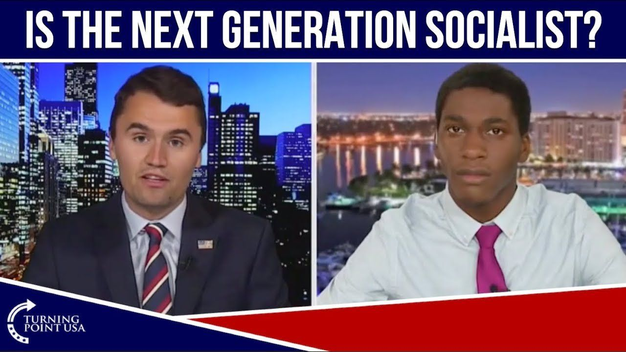 Is The Next Generation Socialist? Charlie Kirk Joins Laura Ingraham To Discuss