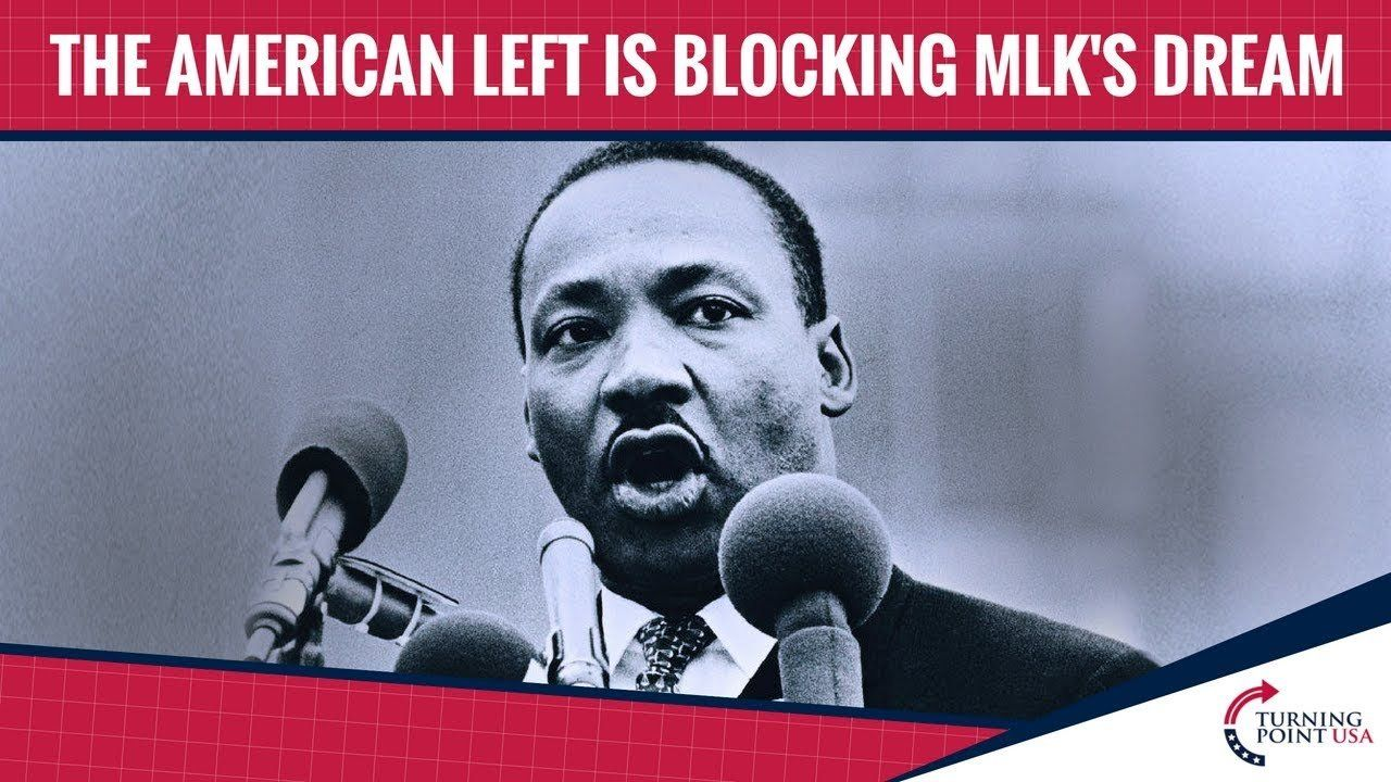 Candace Owens: The American Left Is Blocking MLK's Dream
