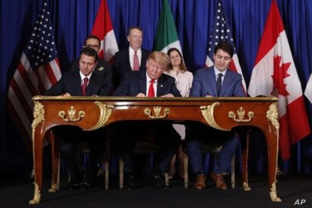 Despite Trade Uncertainty, Many US Farmers to Back Trump in 2020