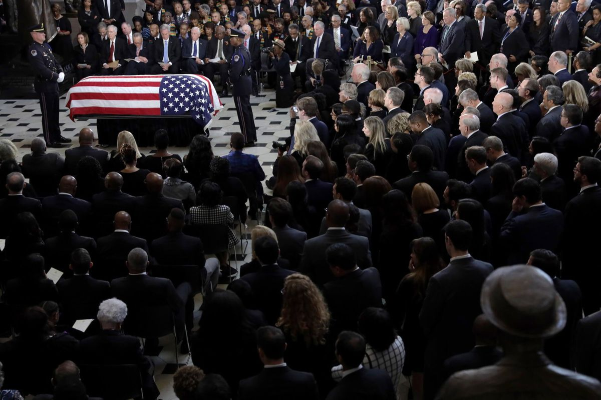US Lawmakers Pay Tribute to Late Colleague Cummings