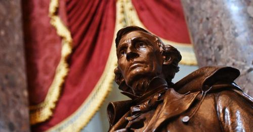 New York City commission to vote on removing Thomas Jefferson statue from city hall