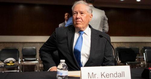 Senate confirms Biden's pick for Air Force secretary: Frank Kendall