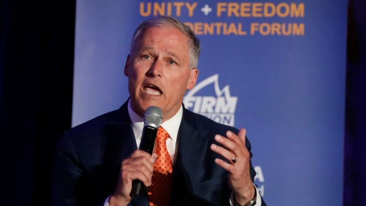 2020 Hopeful Inslee: Build US Foreign Policy Around Climate