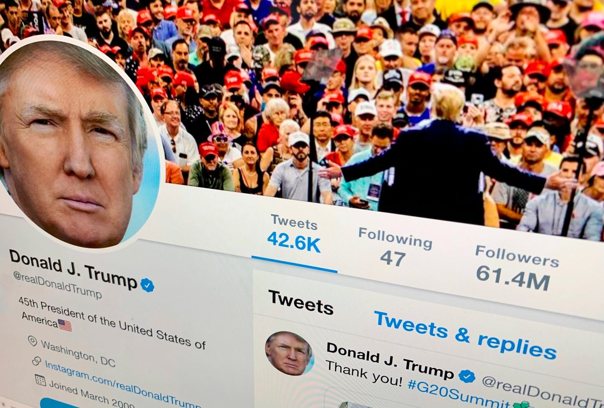 Trump Fights Ruling That He Can't Block Twitter Users