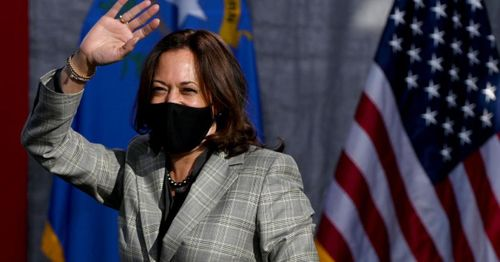 Kamala Harris scheduled to campaign for Terry McAuliffe ahead of Virginia election