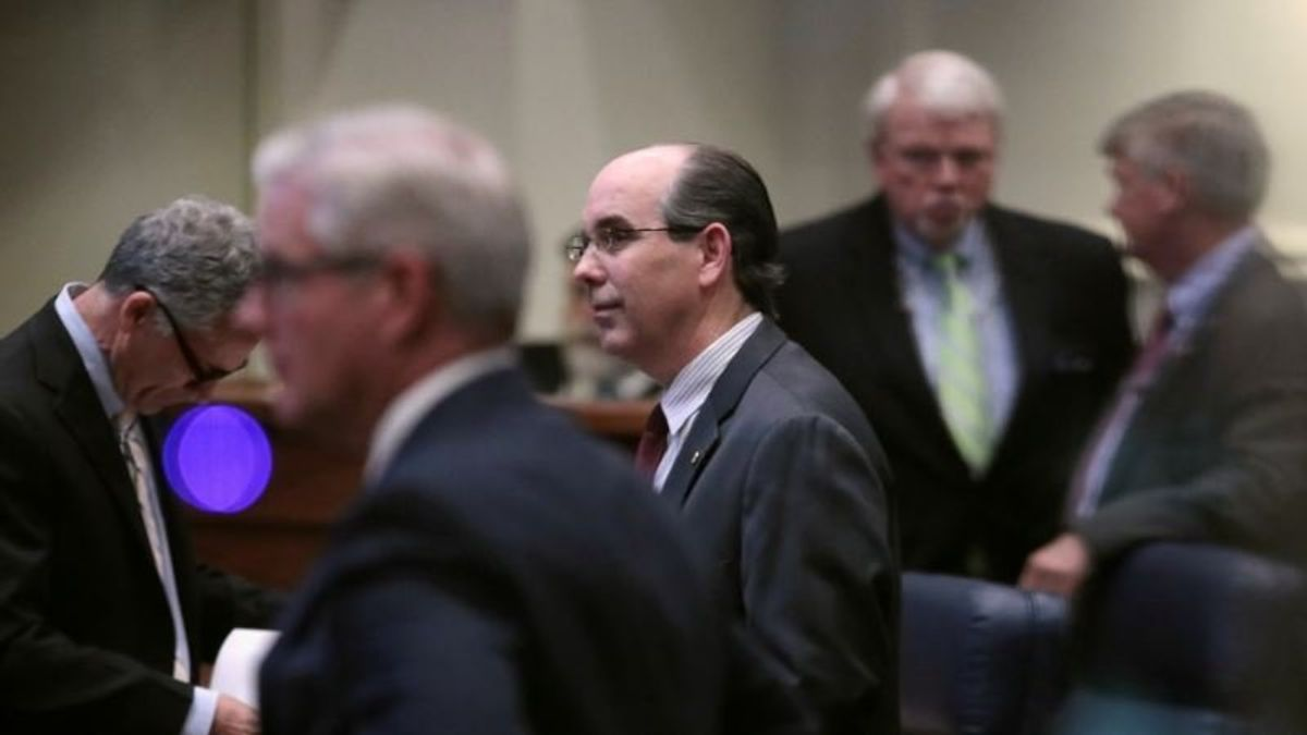 Alabama Legislature Approves Ban on Nearly All Abortions