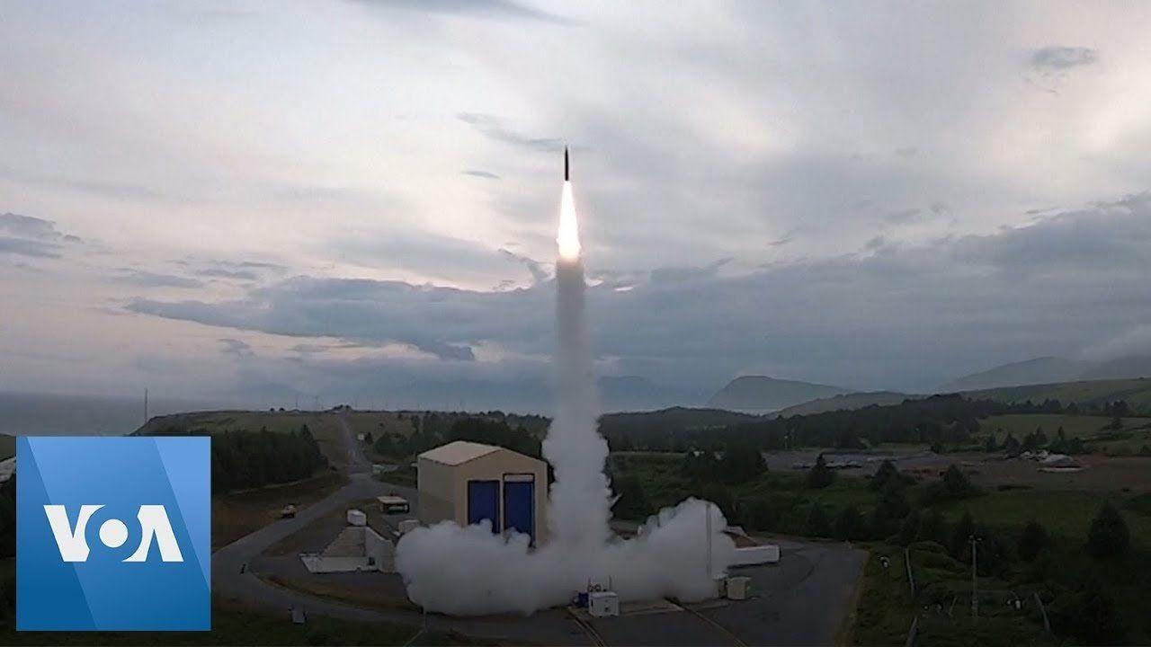 Israel, US Test Long-Range Missile Interceptor in Alaska