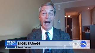 Nigel Farage on Prince Harry's criticisms of America since moving to the US